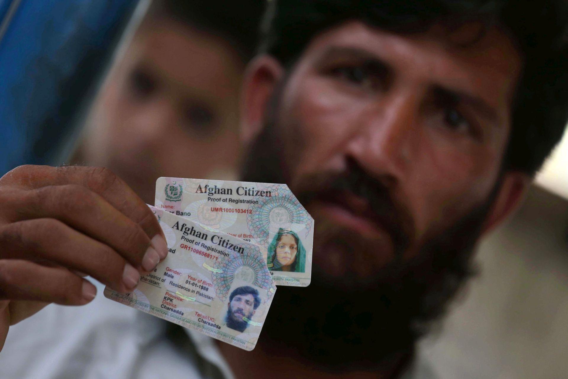 UN: Više od 350.000 afganistanskih izbjeglica vratilo se iz Pakistana 2016.