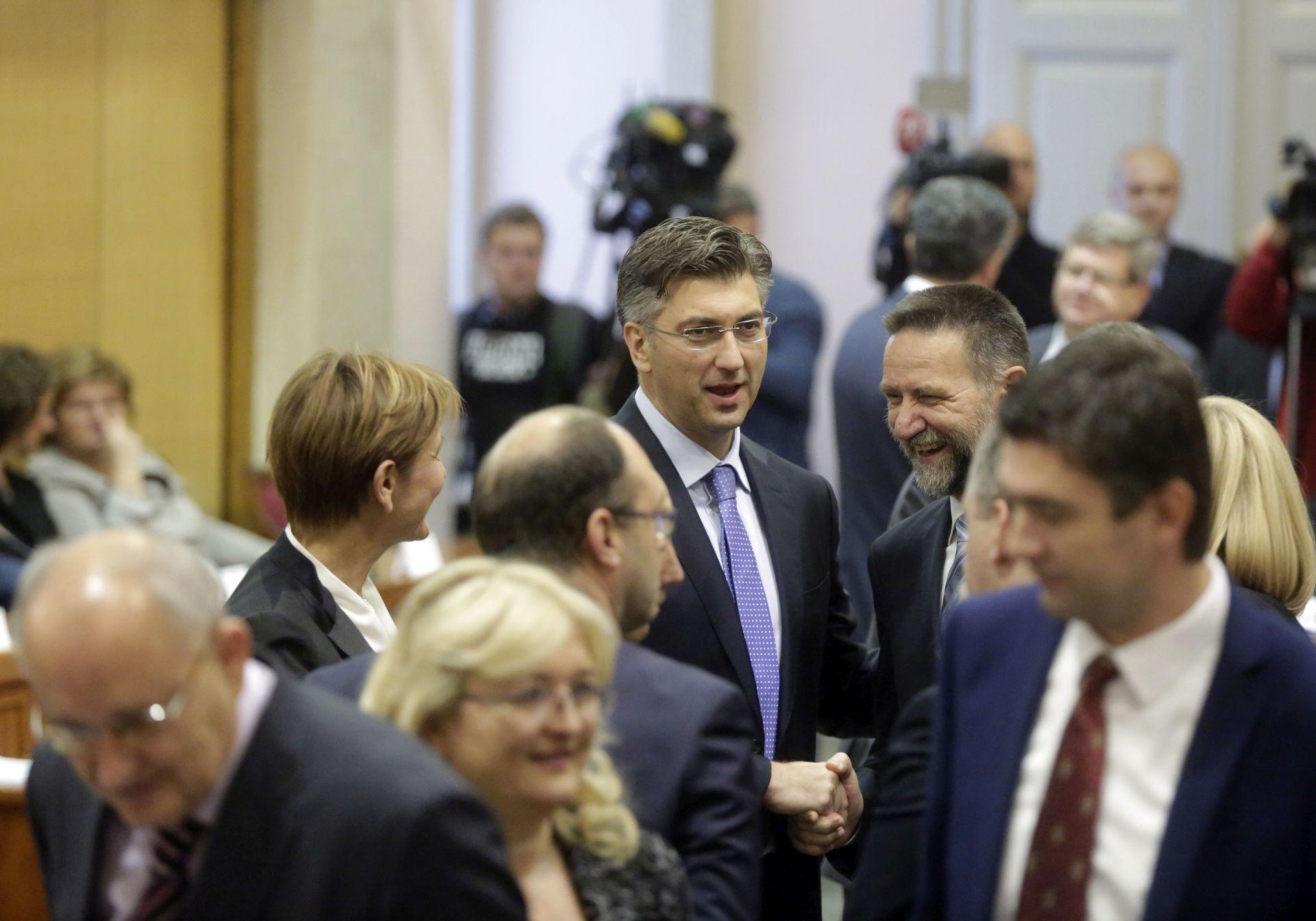 Plenković: Pavo Barišić ima moje povjerenje