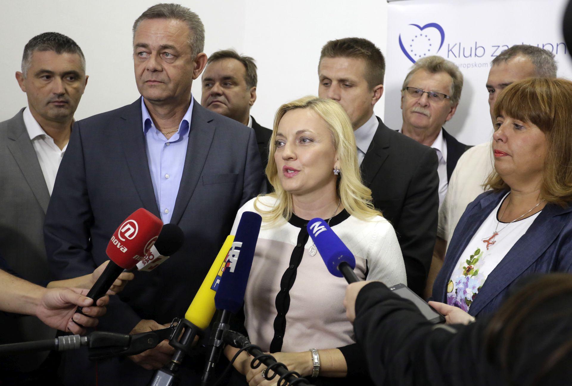 ODLUKA PREDSJEDNIŠTVA HSS-a Petir: Ubili su HSS zbog svojih fotelja