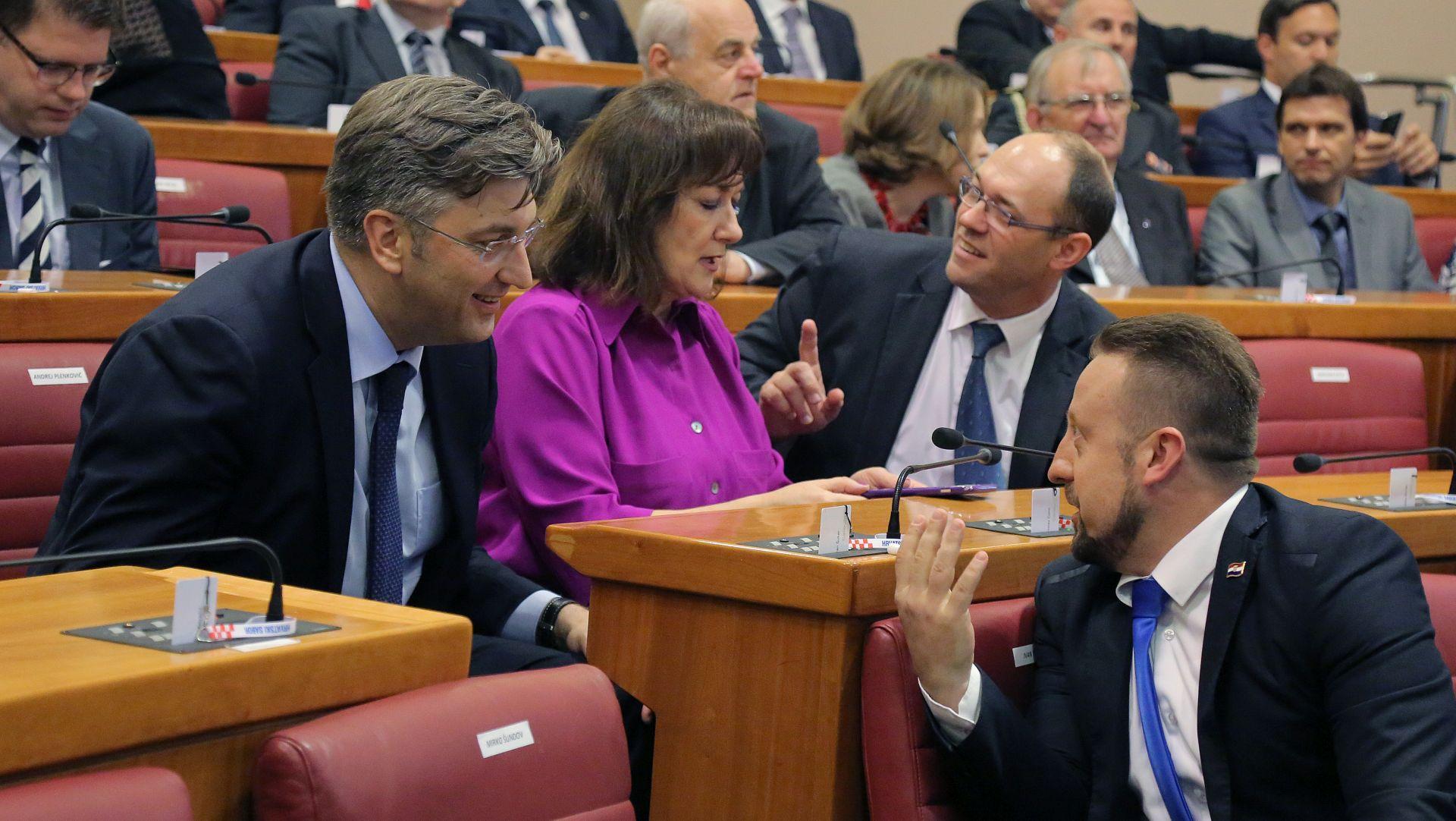 HDZ: 'Potez Ivana Tepeša smatramo korektnim jer je ionako riječ o HDZ-ovu mandatu'