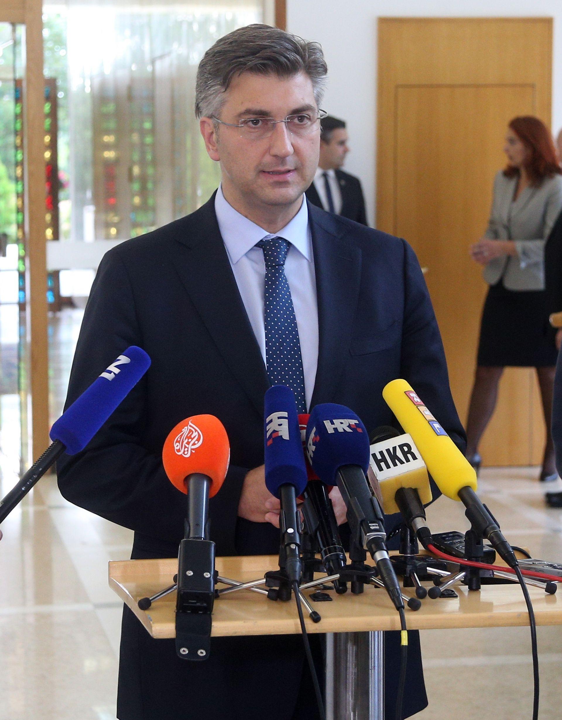 PLENKOVIĆ: Očekujem potporu stranačkih tijela u sporazumu s Mostom