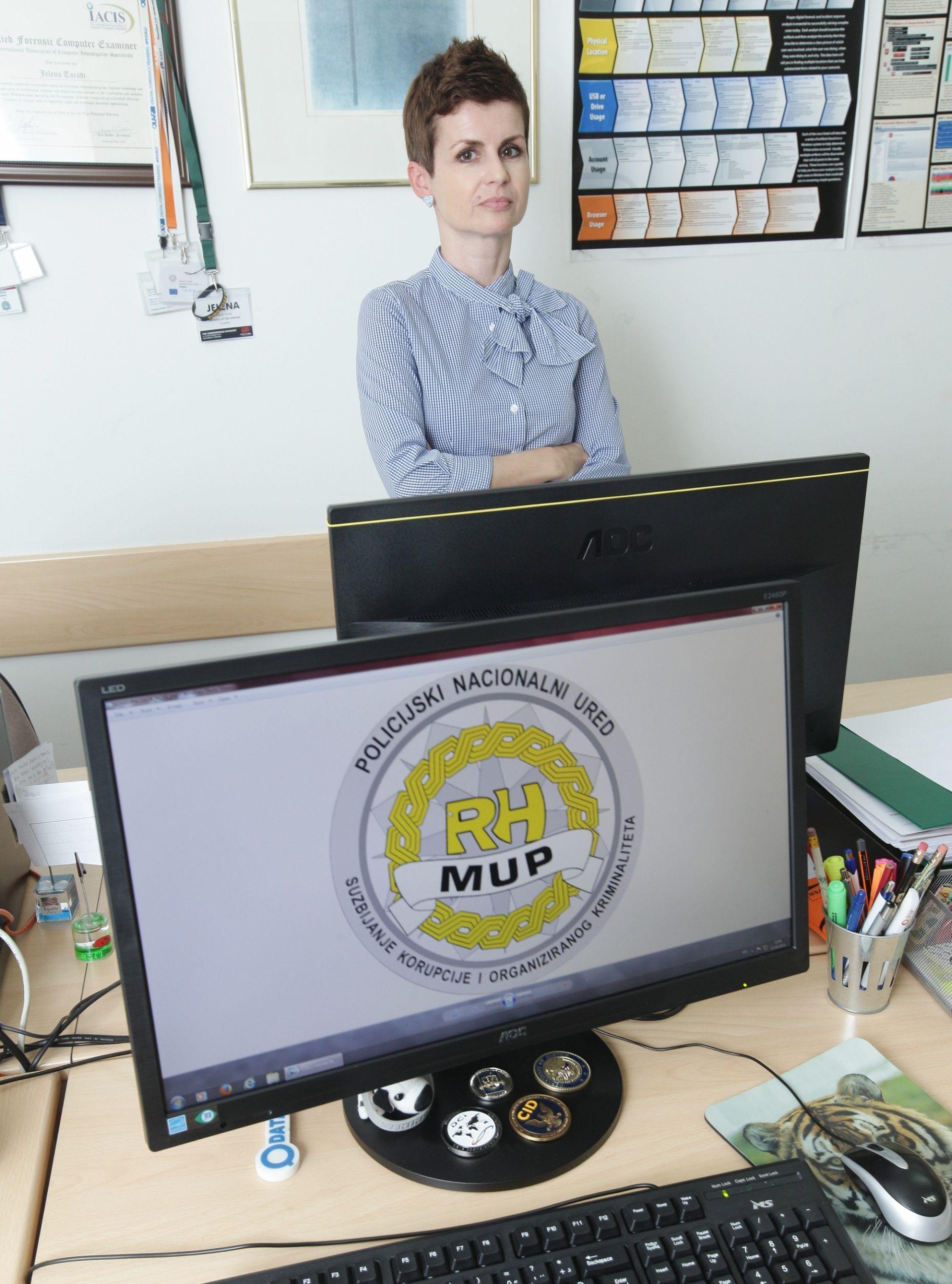 POSAVEC: 'Bilježimo sve veći broj kaznenih djela iz cyber kriminaliteta'