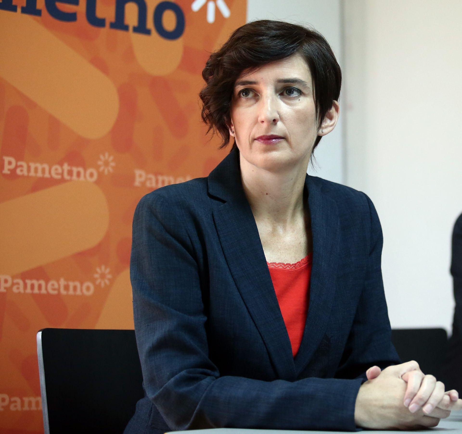 MARIJANA PULJAK: 'Sramota je koliko je štete Splitu nanio Baldasar'