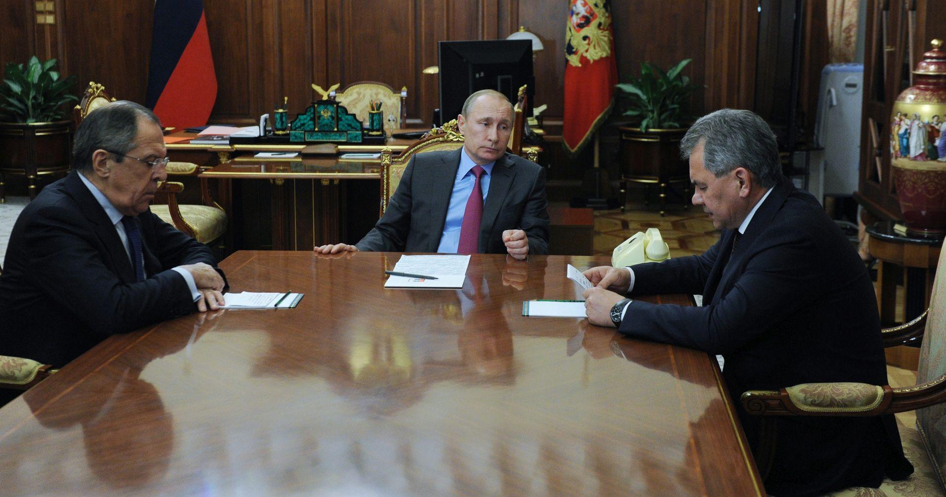 ZAHTJEV POVUČEN: Moskva odustala od uplovljavanja flote u španjolsku luku