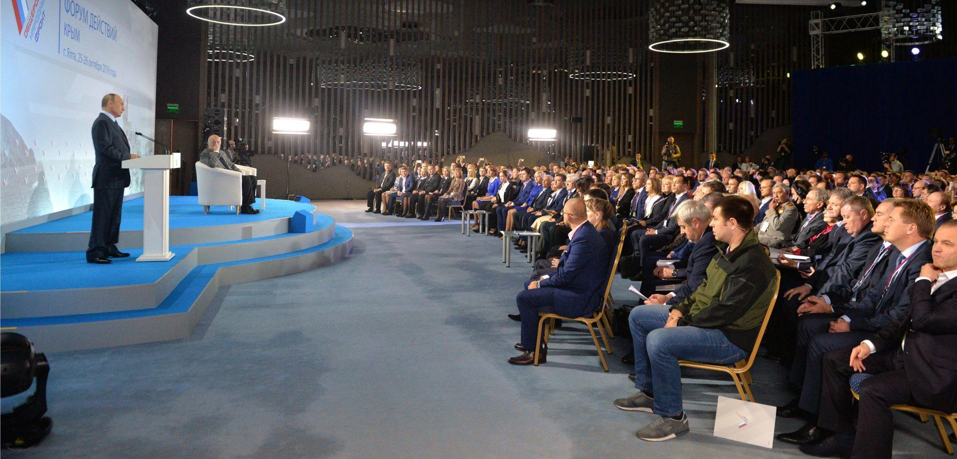 PUTIN: 'U SAD-u razvila se histerija oko utjecaja Rusije na američke predsjedničke izbore'