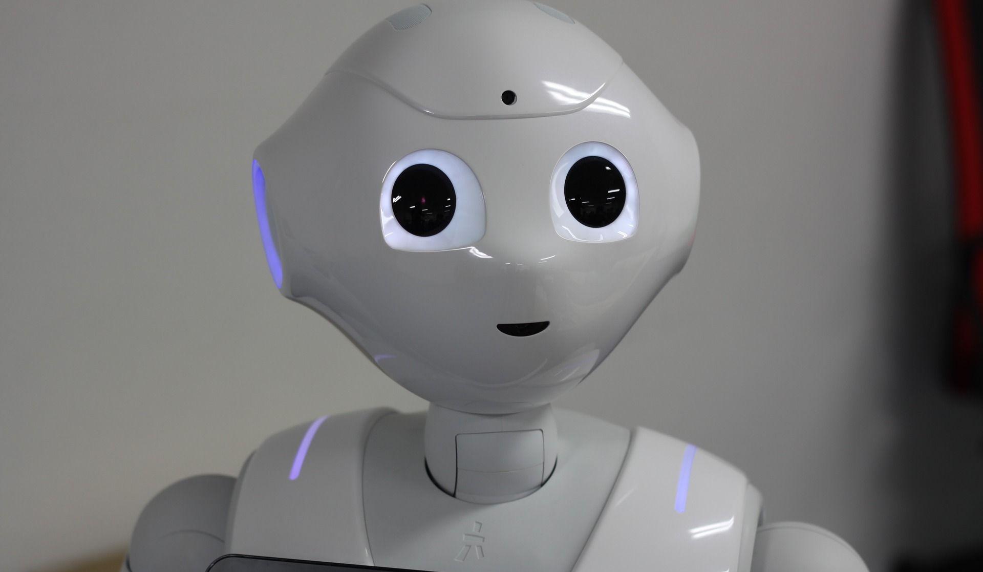 VIDEO: Tajvanska banka predstavila svog robota