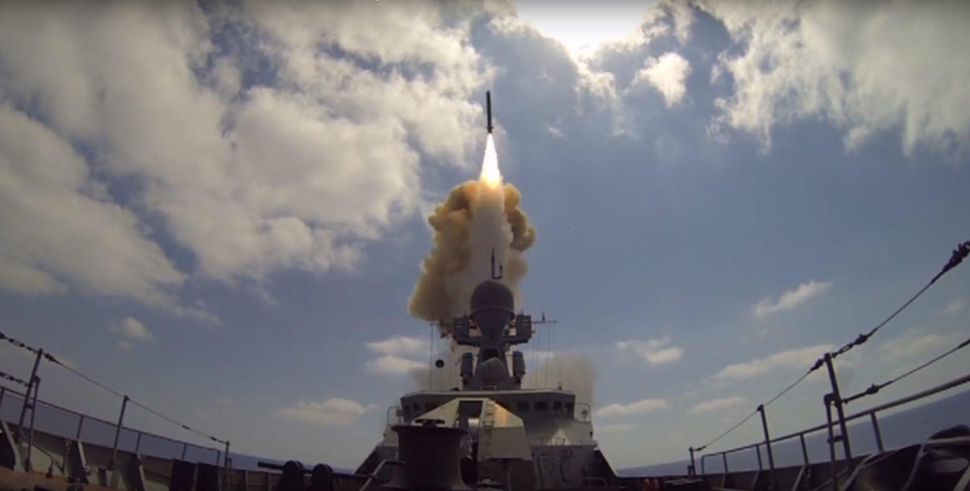 VEĆE NAORUŽANJE: Rusija svoju baltičku flotu jača brodovima s krstarećim raketama