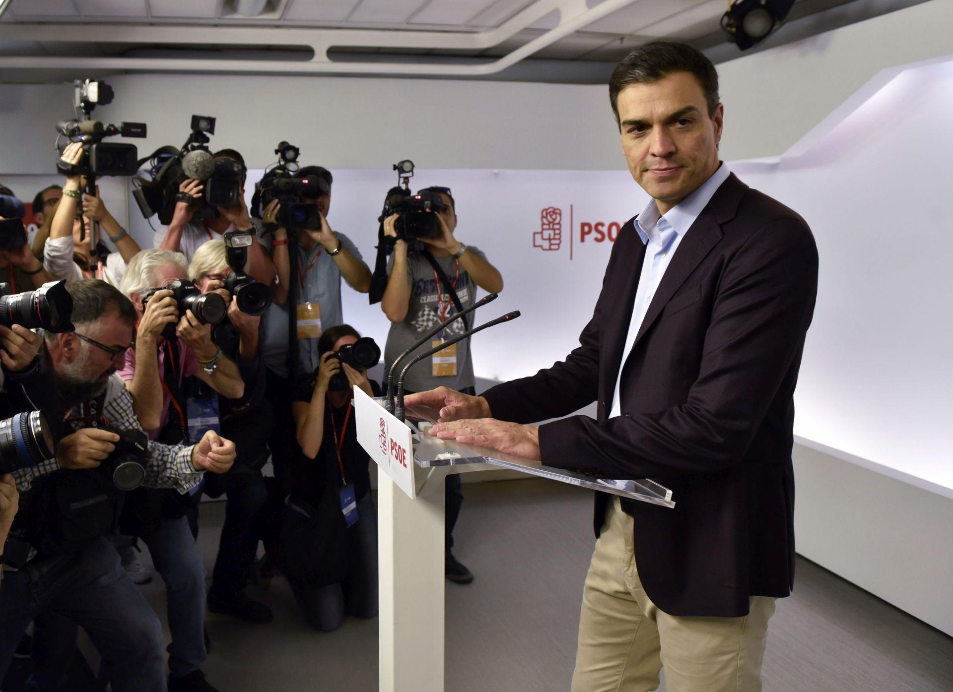 LOŠI IZBORNI REZULTATI: Španjolski vođa socijalista podnio ostavku