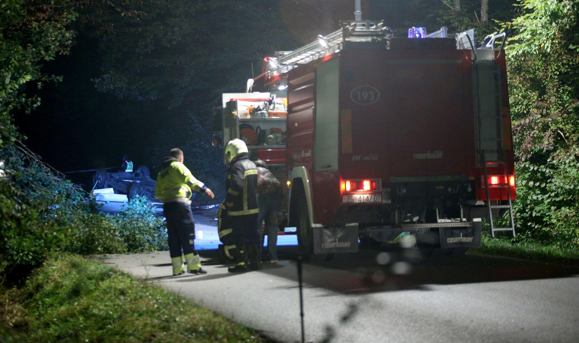 U prometnoj nesreći kod Banje Luke poginuo hrvatski državljanin, drugi ozlijeđen