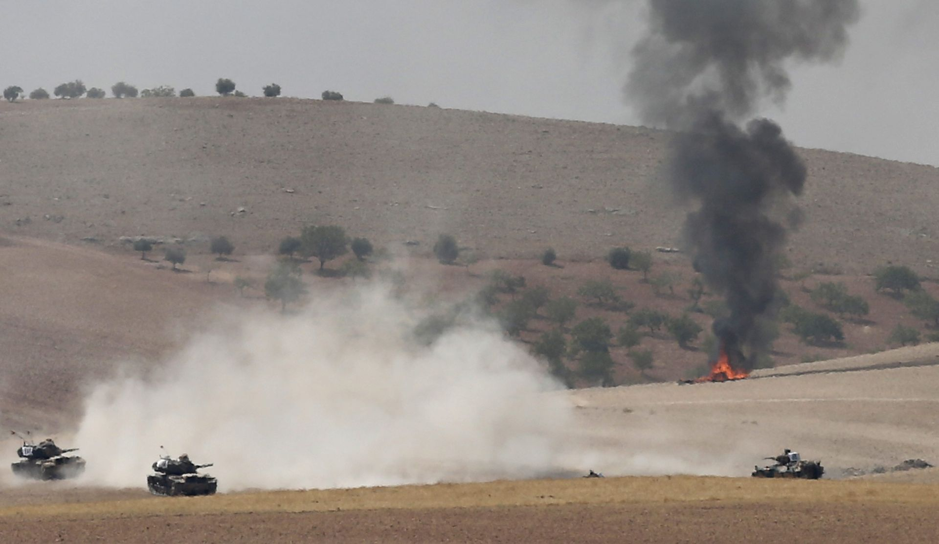 SIMBOLIČKI VAŽAN GRAD ZA ISLAMSKU DRŽAVU Sirijski pobunjenici zauzeli Dabiq