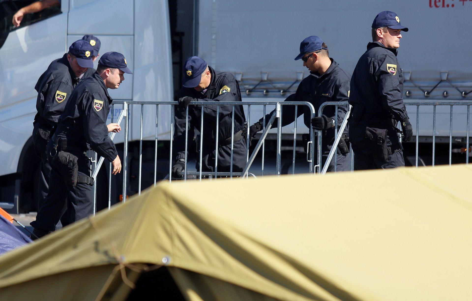 SLOVENSKA VLADA: Razmatranje izmjena zakona o državnoj granici