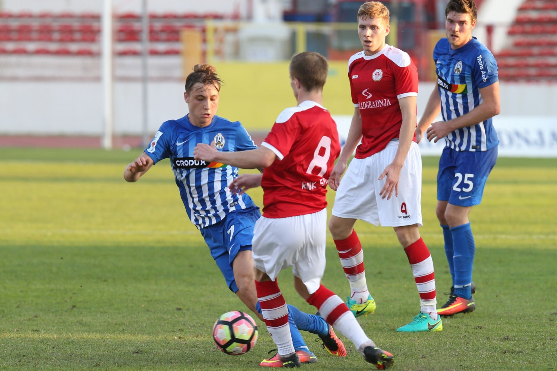 PRVA HNL: Split – Lokomotiva 0:2