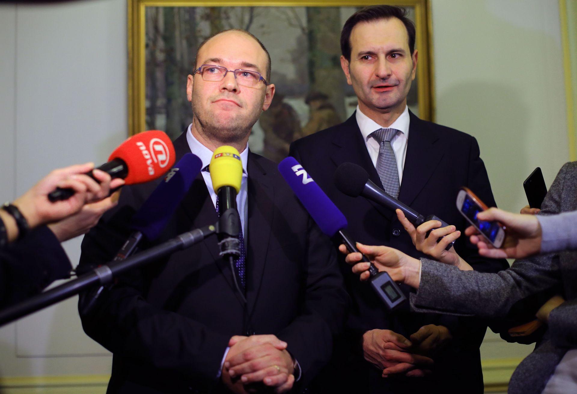 STIER: 'Hakerski napad je možda došao s istoka, ali nema veze s Plenkovićevim posjetom Ukrajini'