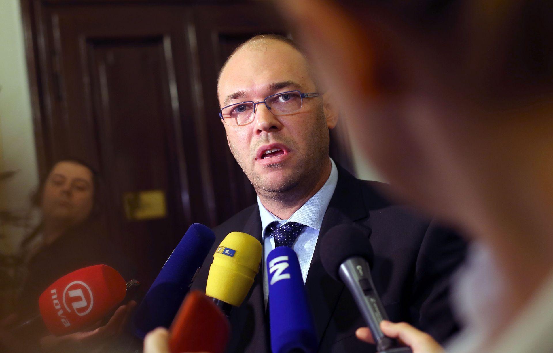 DAVOR IVO STIER: 'Uvjeren sam da će Kovač imati istaknutu ulogu u Hrvatskom saboru'