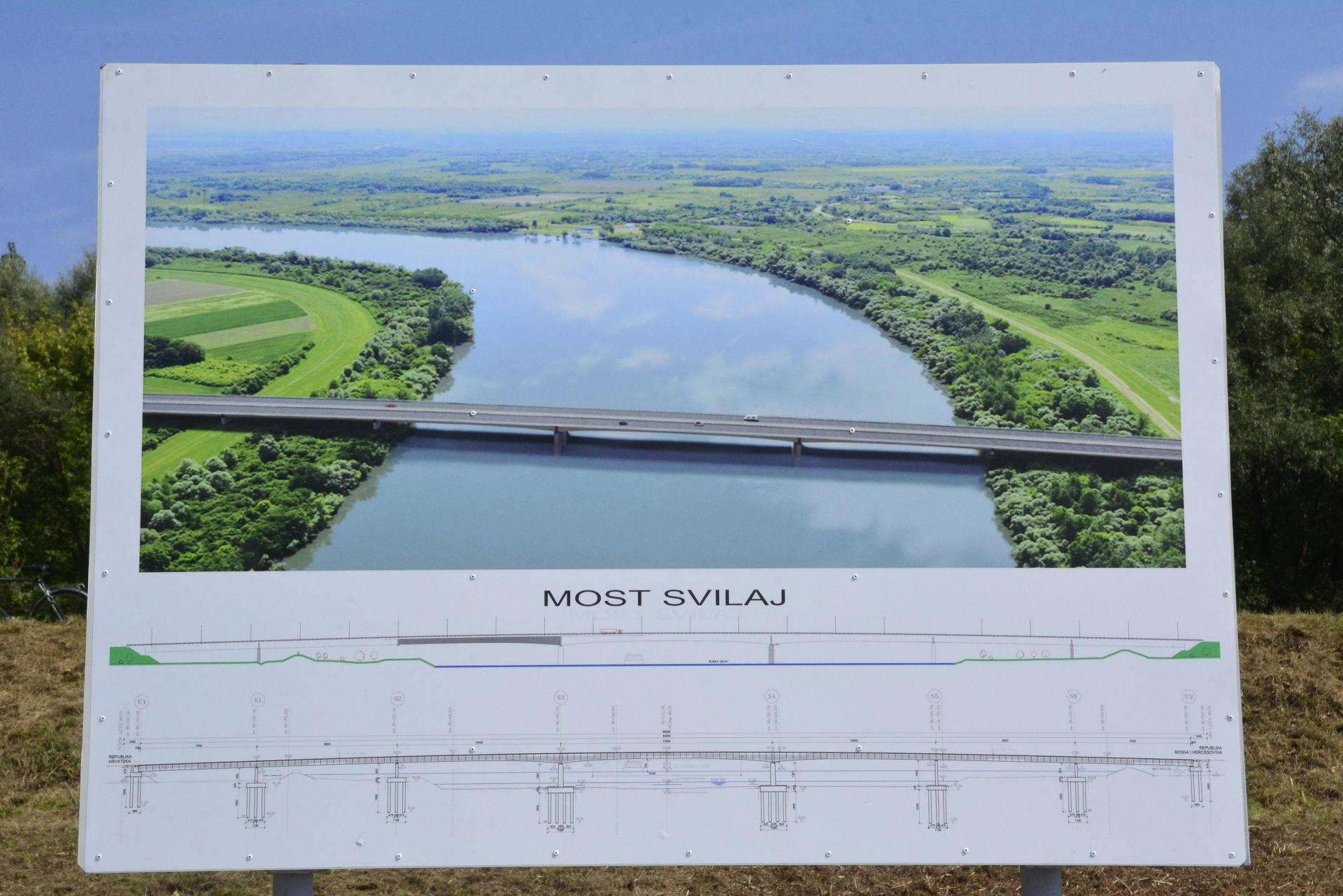 EUROPSKA KOMISIJA: Hrvatskoj odobreno sedam milijuna eura za most Svilaj