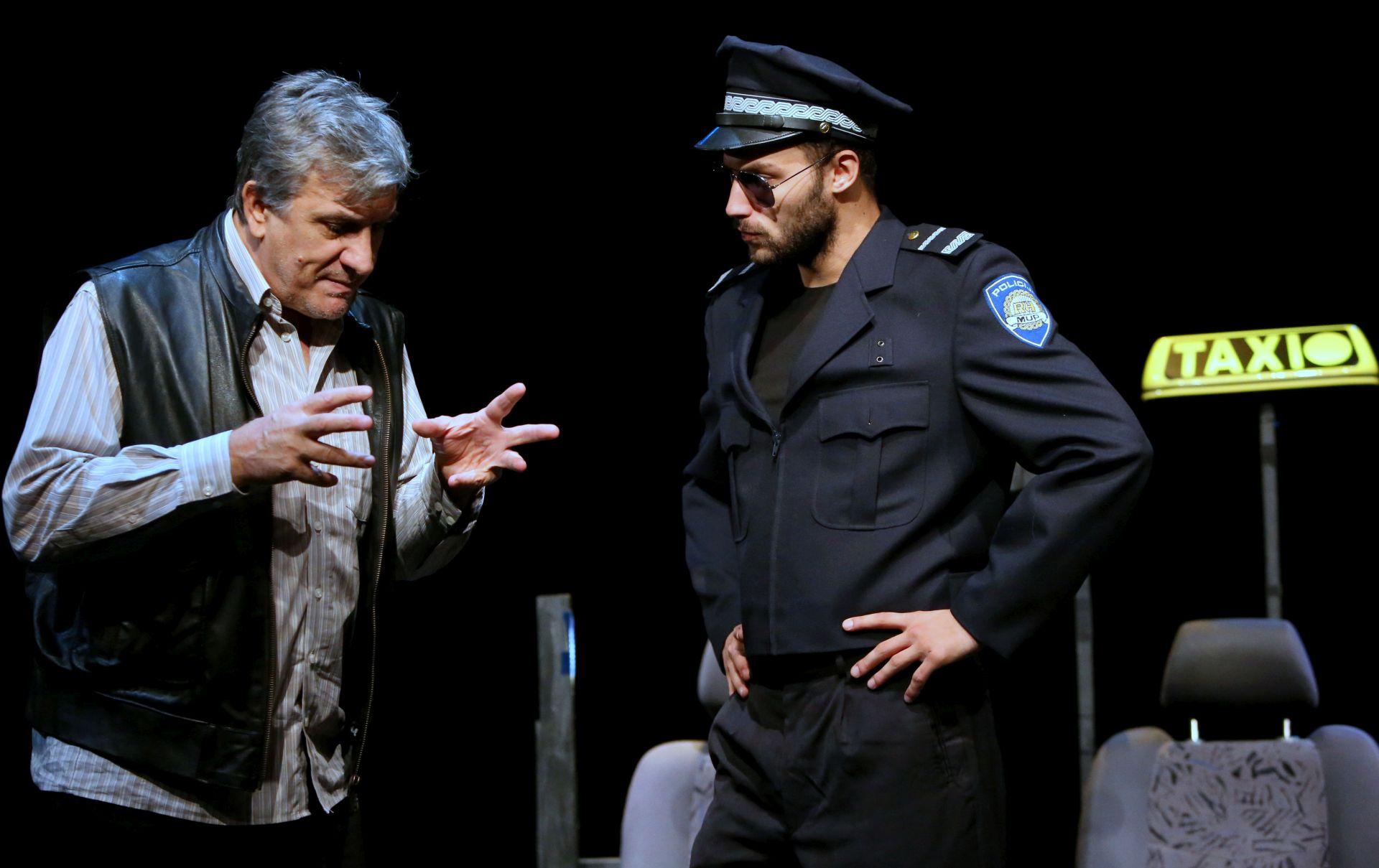 """""""TAXIMETAR"""" Gorana Vojnovića premijerno u Teatru Exit"""