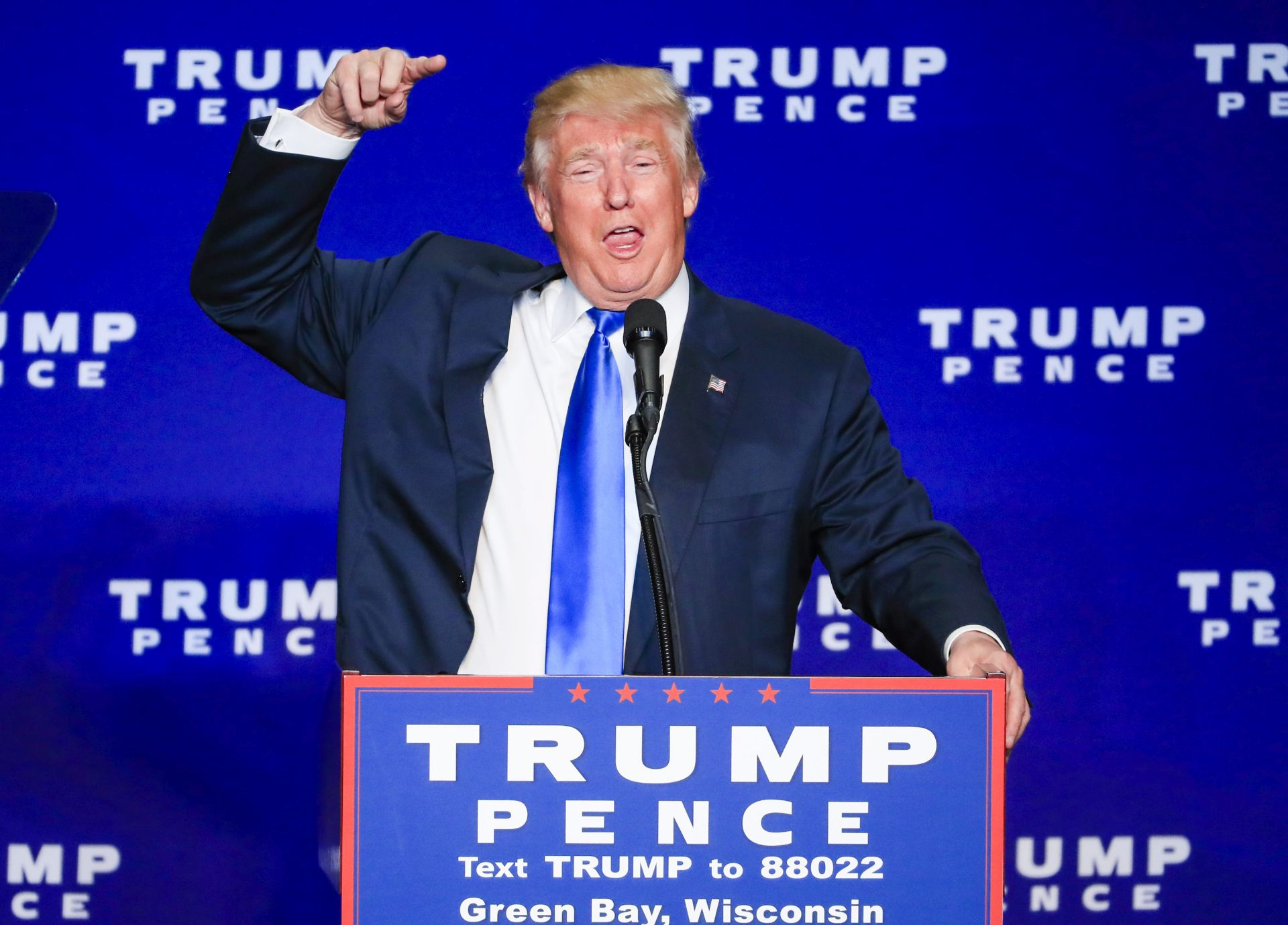 PREDSJEDNIČKI IZBORI: Trump u Gettysburgu izložio svoj program za prvih 100 dana