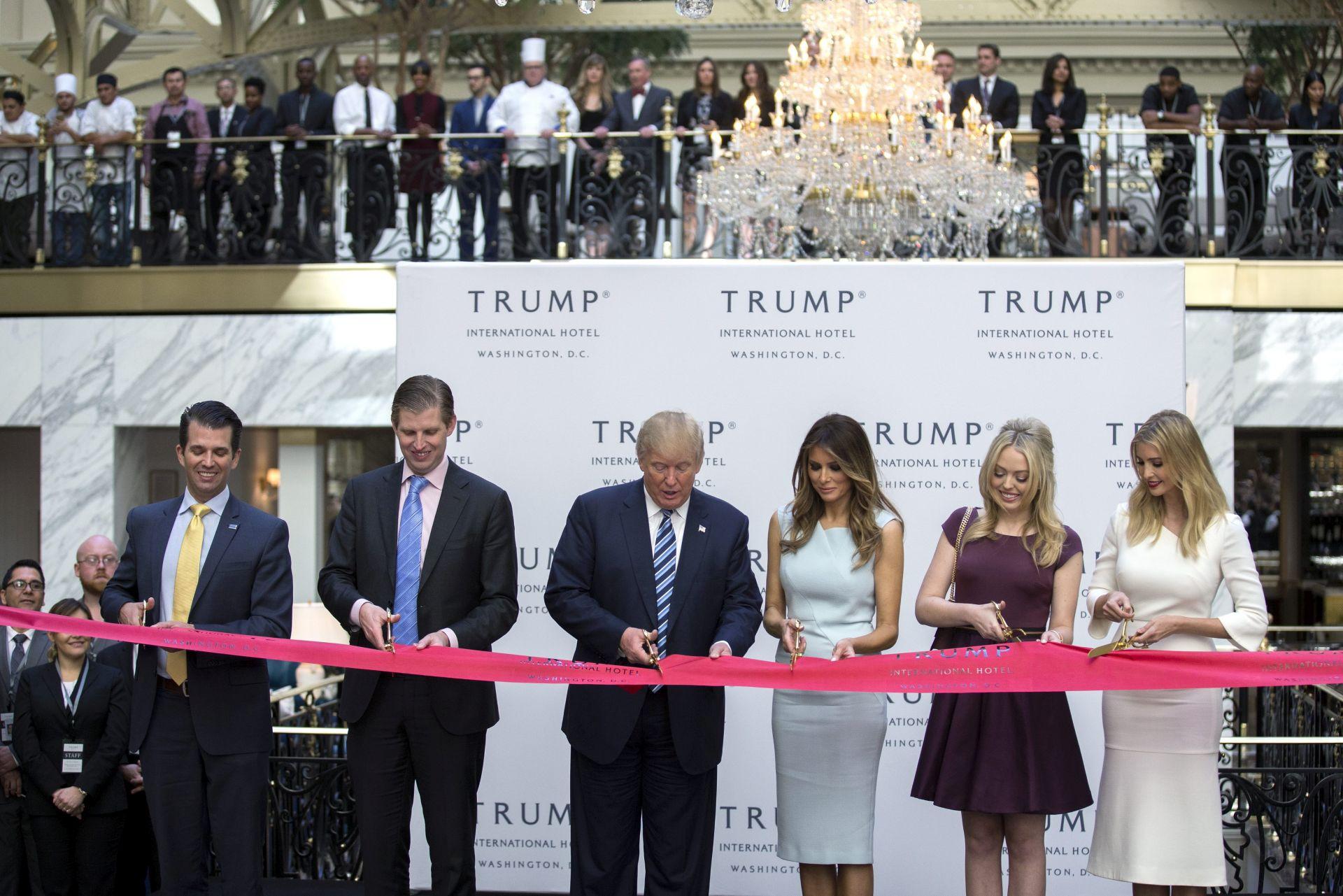 KĆI IMIGRANTICE Ivanka Trump ogradila se od oca Donalda