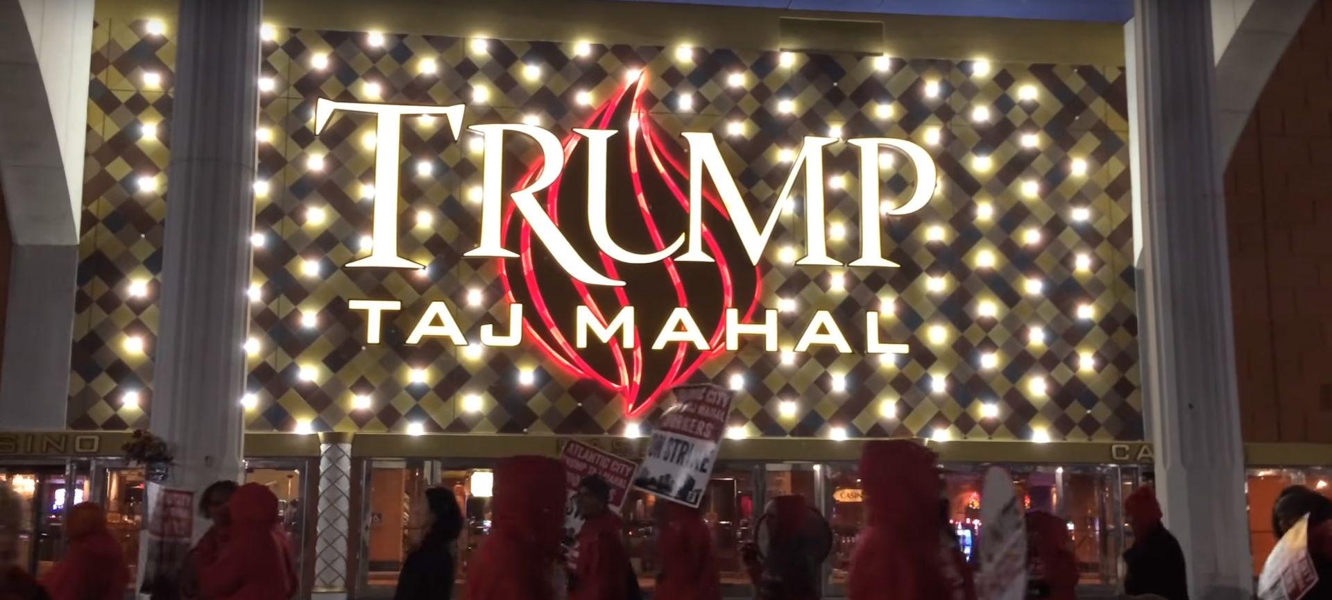 VIDEO: Zatvorena najpoznatija Trumpova kockarnica Taj Mahal