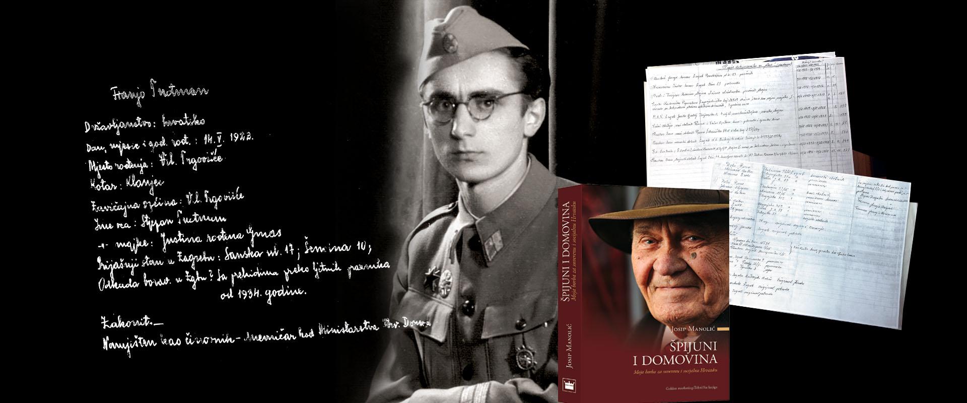 EKSKLUZIVNI DOKUMENTI: 'FRANJO TUĐMAN do svibnja 1942. radio je za ustašku vladu'