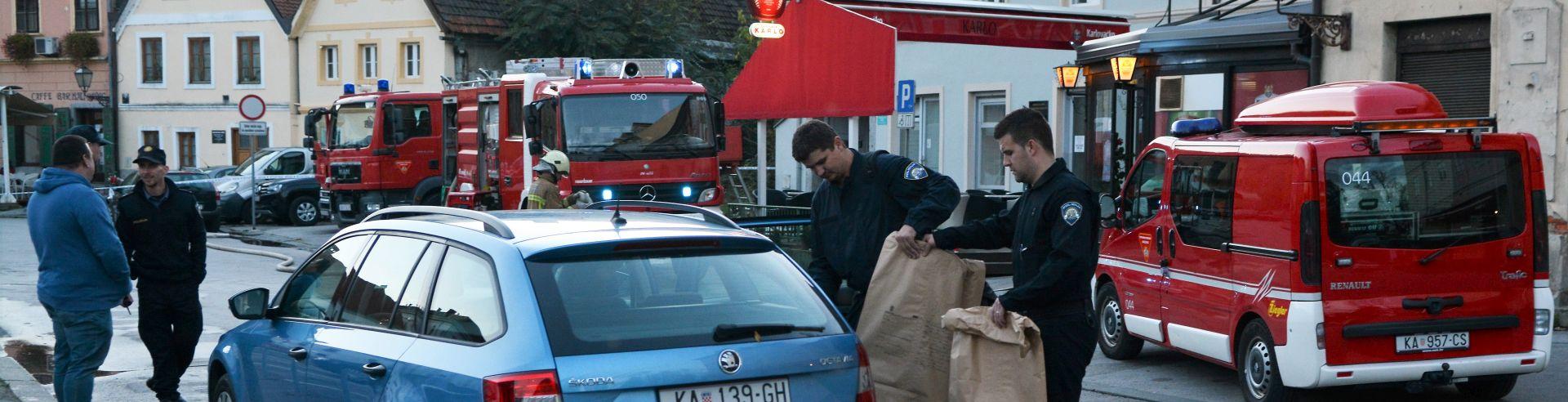 NOVI DETALJI: Eksploziji u stanu u Karlovcu prethodilo ubojstvo žene