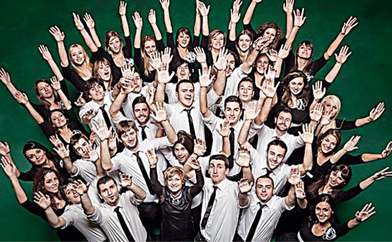 Srpski zbor Viva Vox u Lisinskom