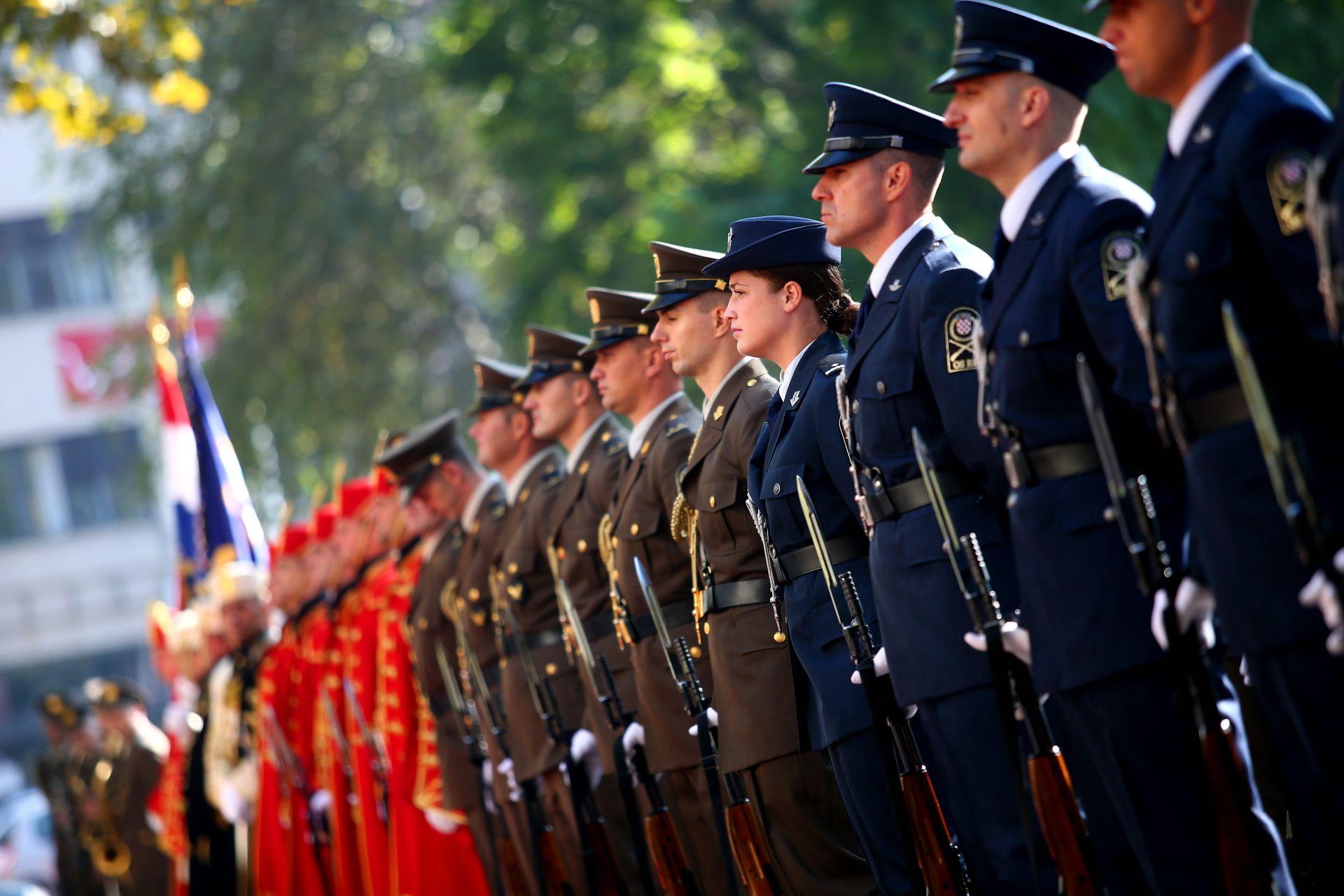 VINKOVCI Obilježena 27. godišnjica ustroja 109. brigade, prve pričuvne brigade u Hrvatskoj