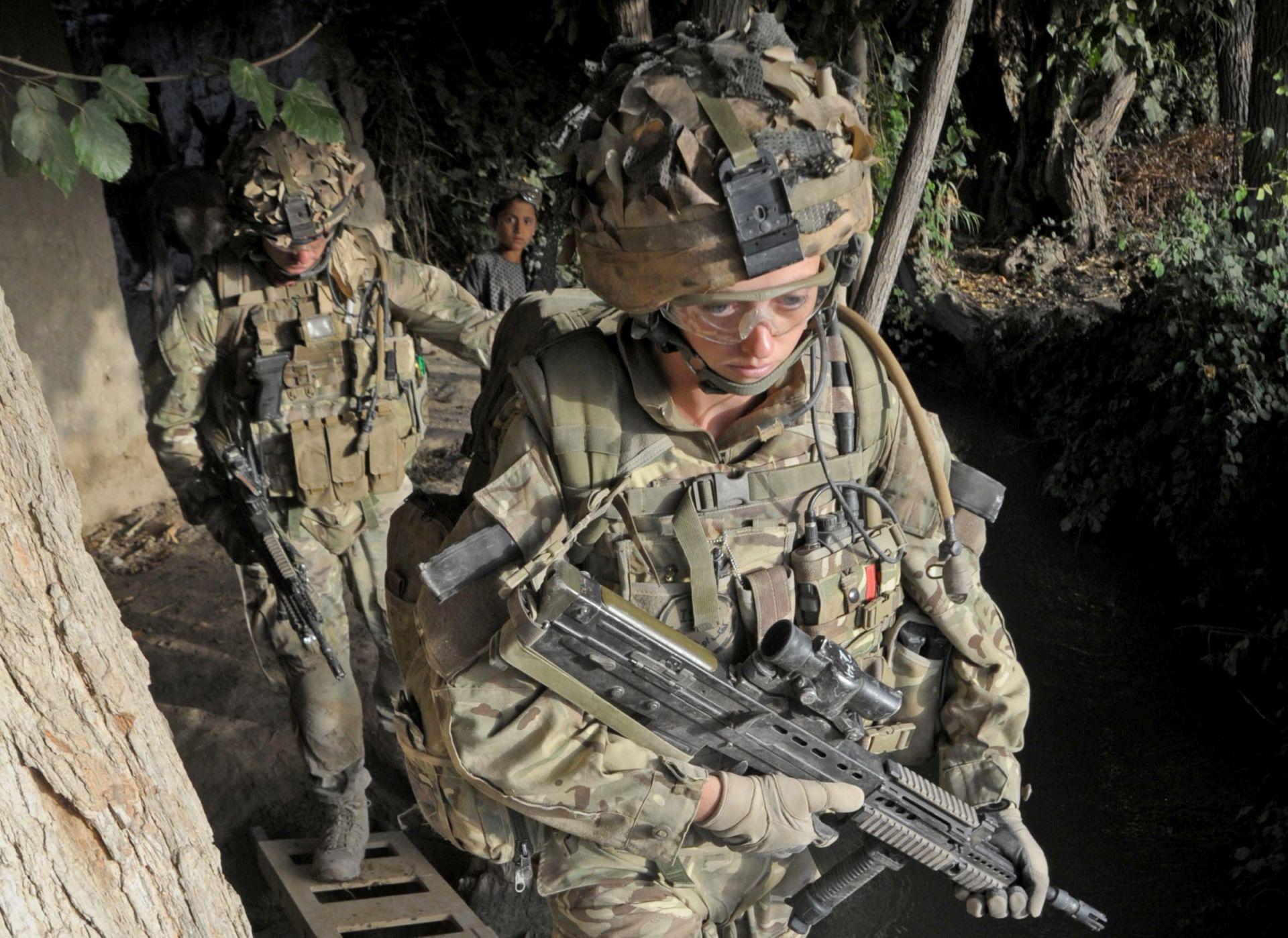 IZBJEGAVANJE PROGONA: London će izuzeti svoje vojnike iz Europske konvencije o ljudskim pravima