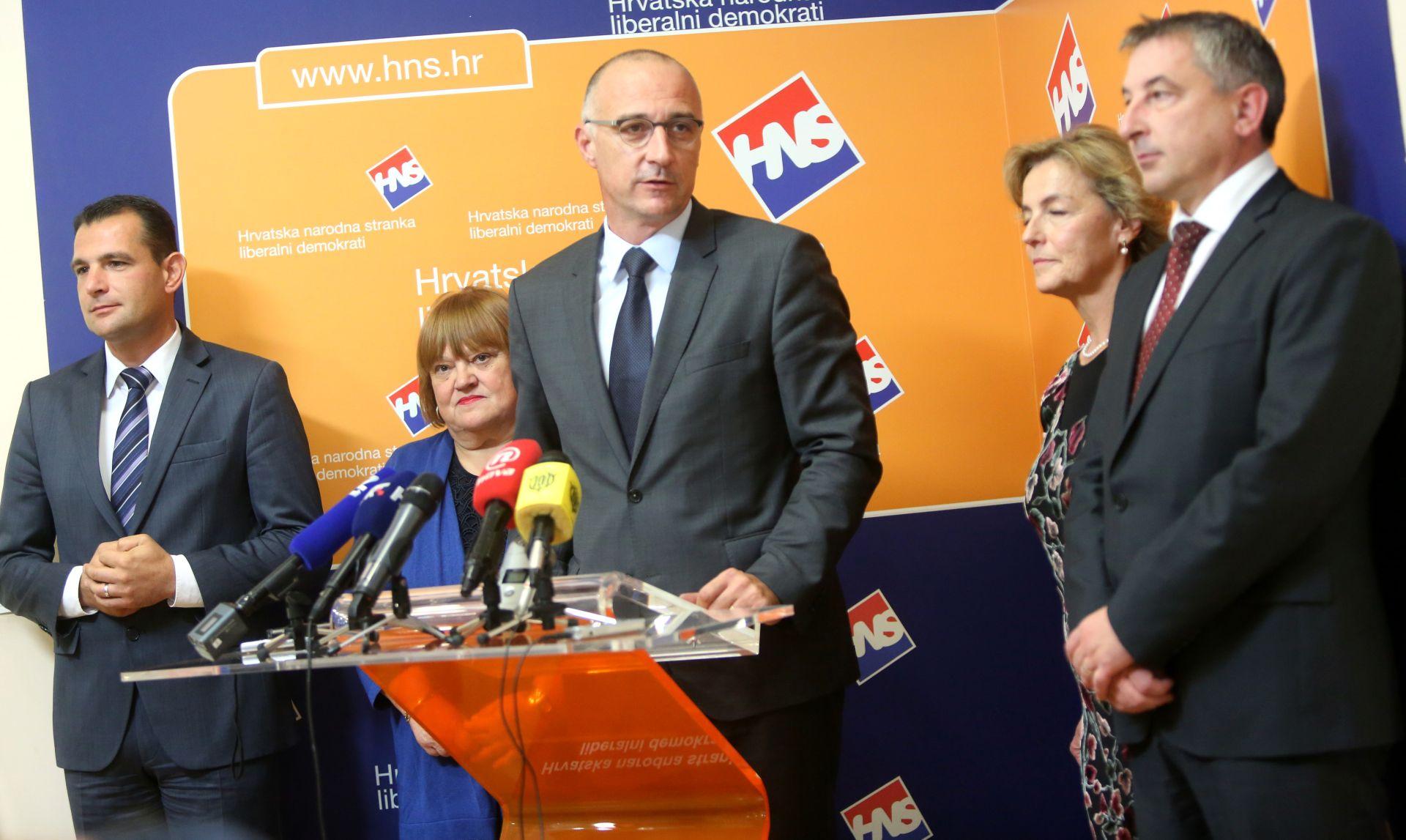 IVAN VRDOLJAK: HNS očekuje mjesto potpredsjednika Sabora i dva odbora