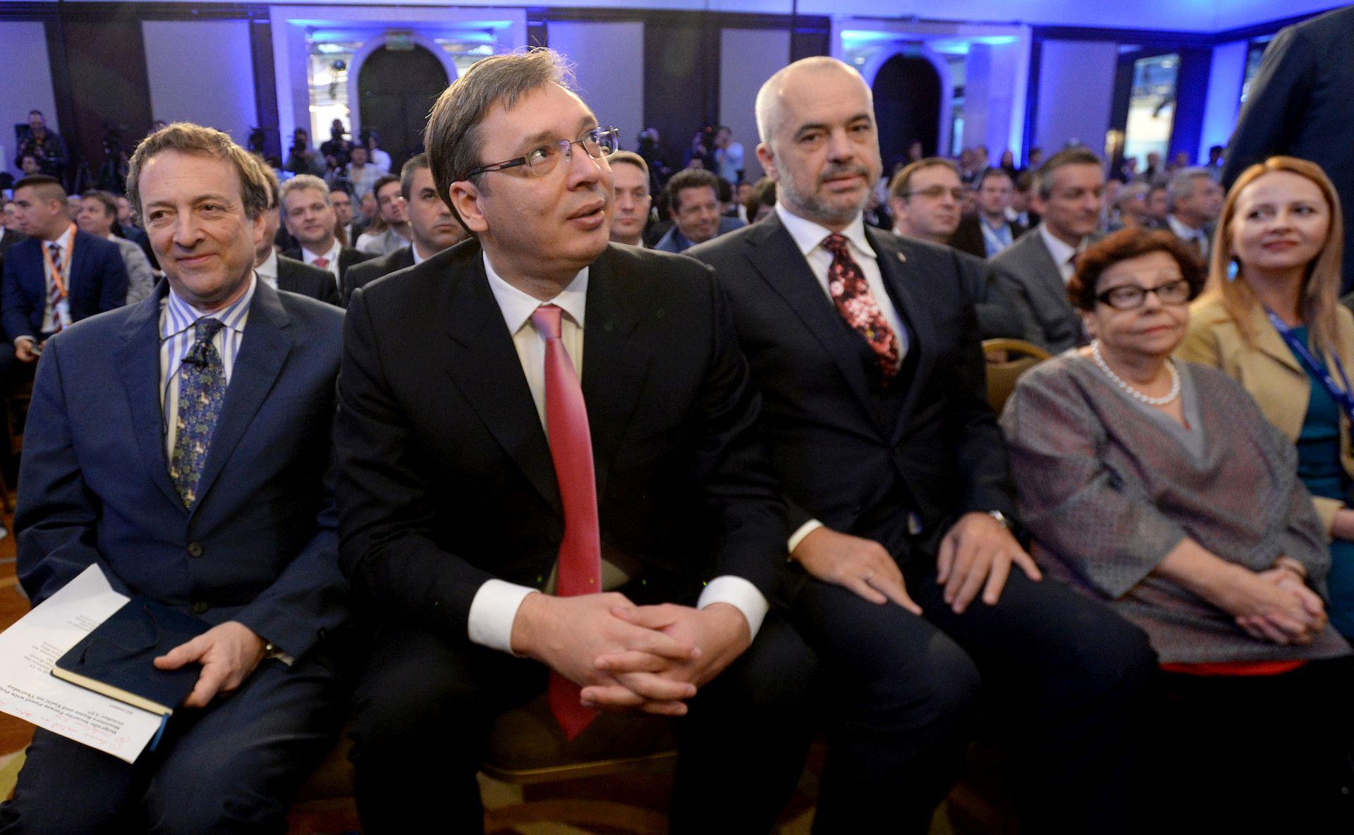 Vučić i Rama o procesu eurointergacija i odnosima u regiji