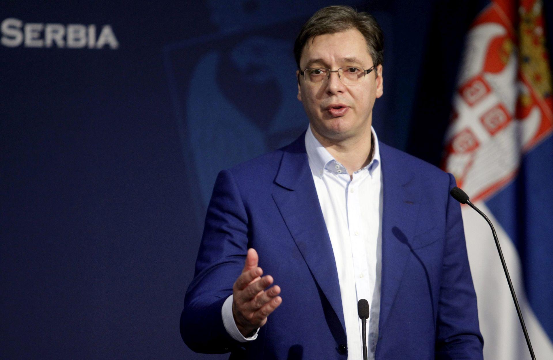 Vučić po povratku u Srbiju: Čuvat ćemo mir i stabilnost