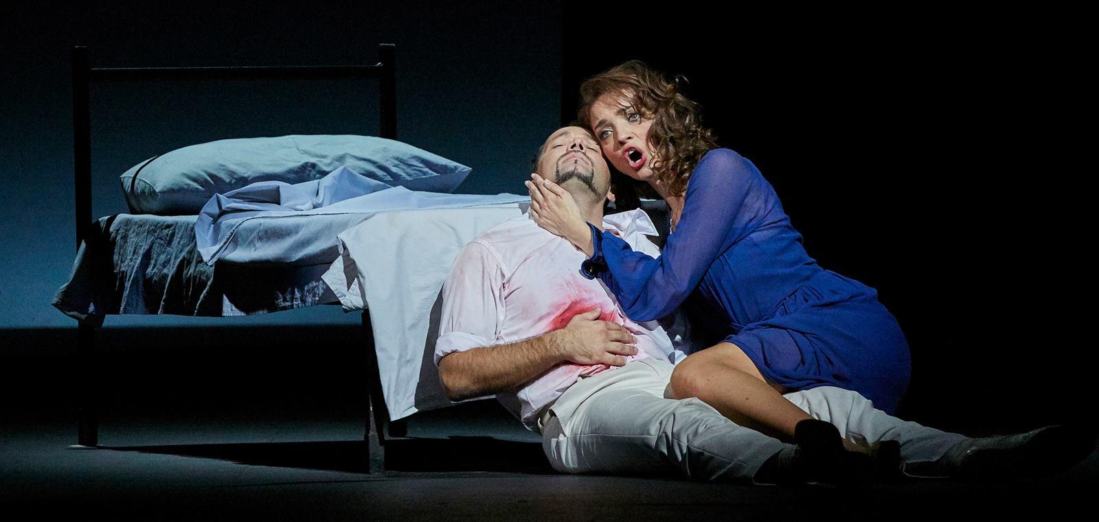 FOTO: OTVARANJE OPERNE SEZONE Emotivna opera 'Werther' očarala publiku u Rijeci