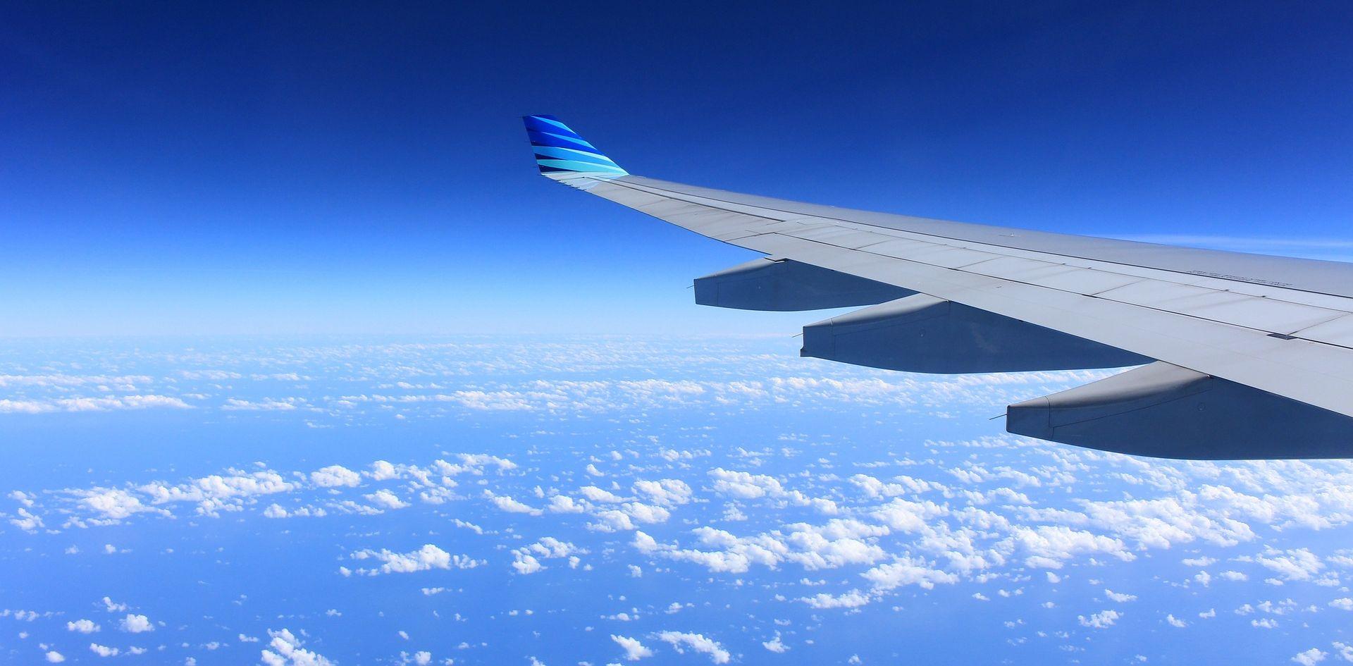 EUROSTAT: U EU lani zrakoplovima prevezeno više od 900 milijuna putnika