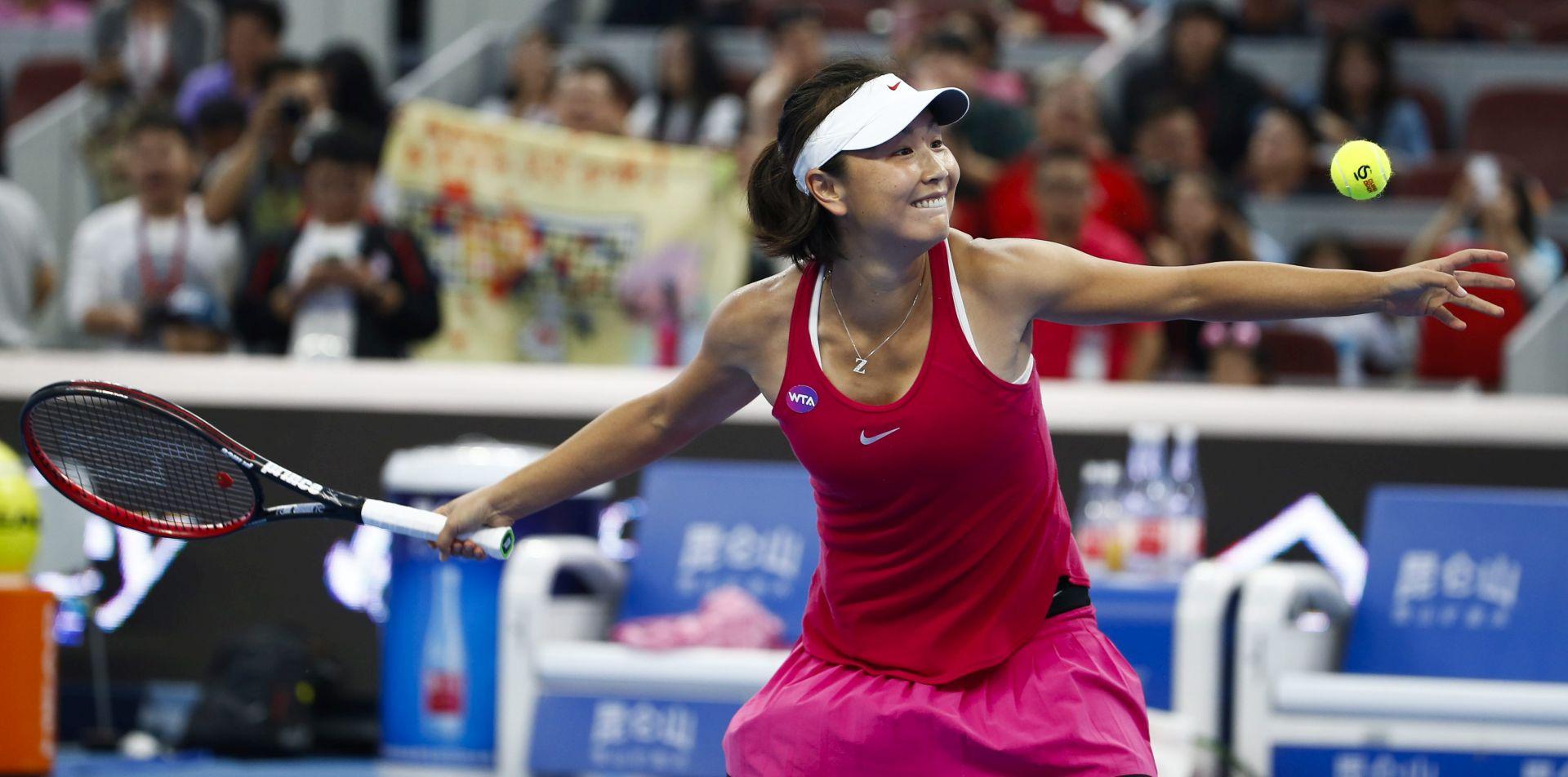 WTA PEKING: Shuai Peng izbacila Venus Williams