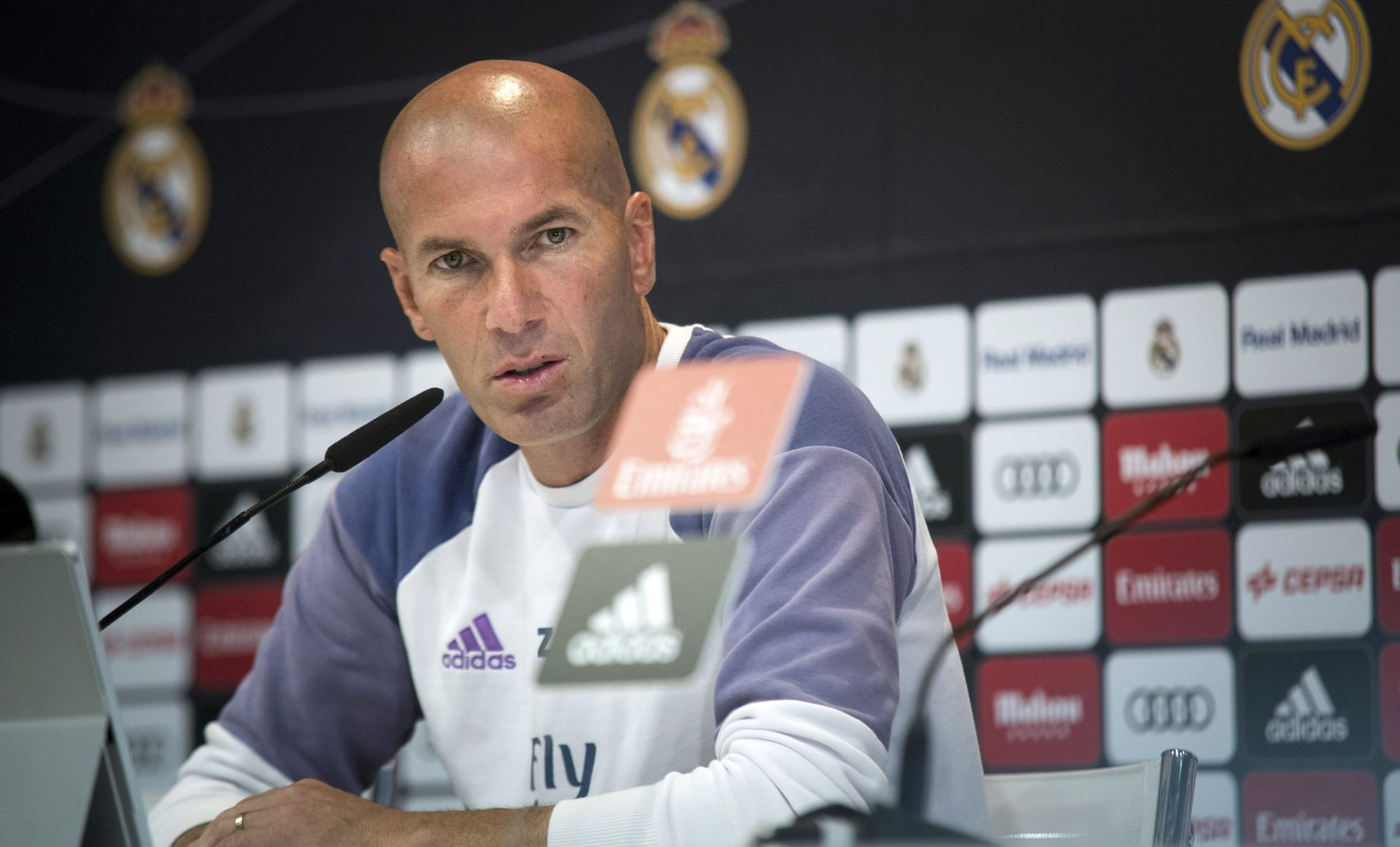 ŠOKANTNA ODLUKA Zinedine Zidane odlazi iz Reala