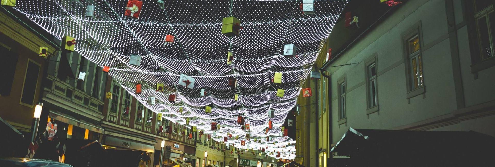 FOTO: Advent u Gradu Čakovcu donosi jedinstvenu blagdansku čaroliju u Međimurje