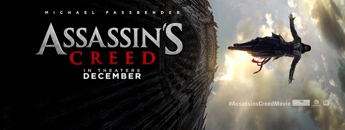 VIDEO: Napeti avanturistički film 'Assassin's Creed' na rasporedu u kino dvoranama