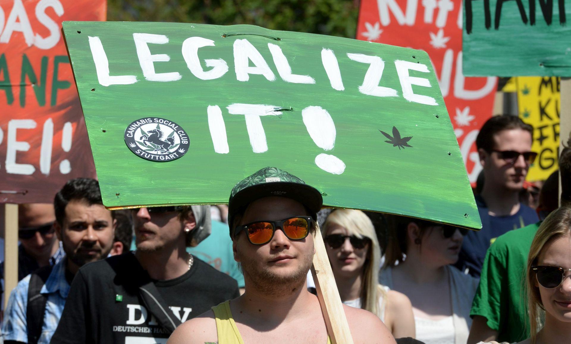 KALIFORNIJA Za legalizaciju marihuane glasalo 55 posto birača