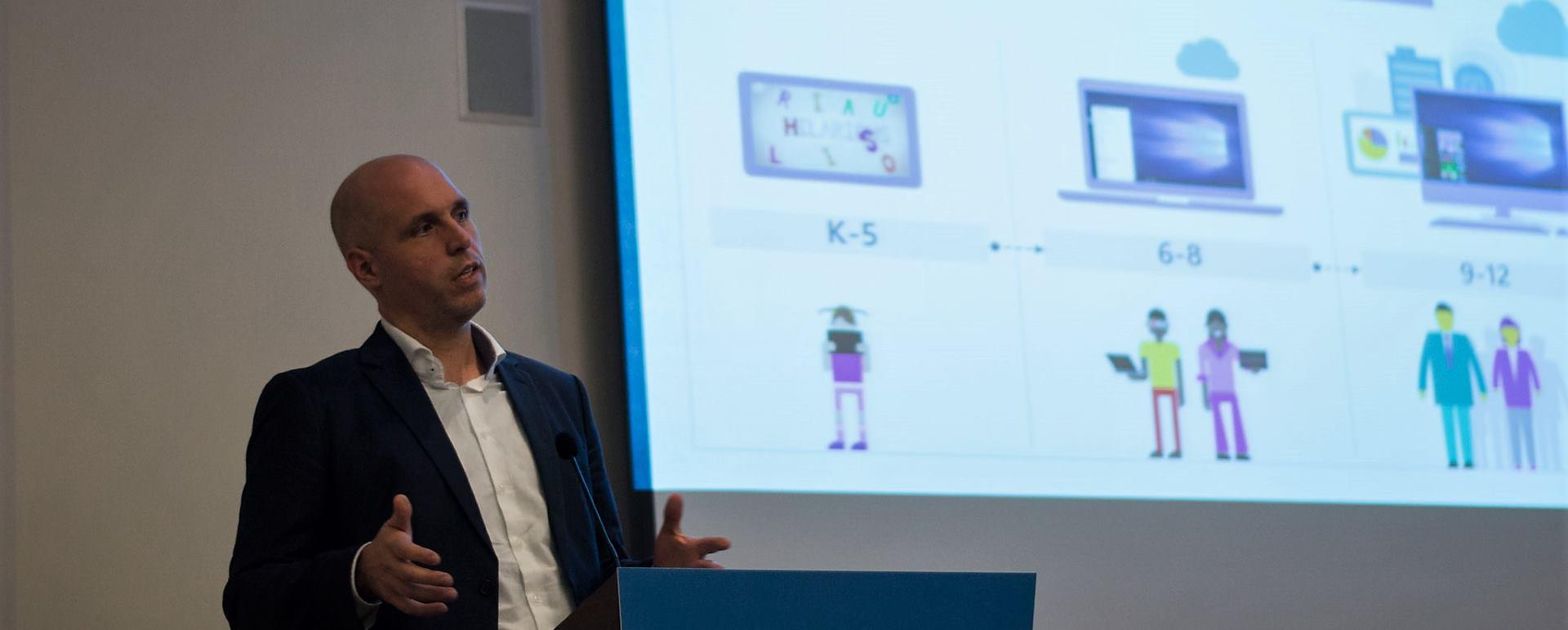 DEVICE DAYS 2016 Predstavljeni specijalno dizajnirani uređaji Microsofta i HP Inc.-a za hrvatski obrazovni sustav