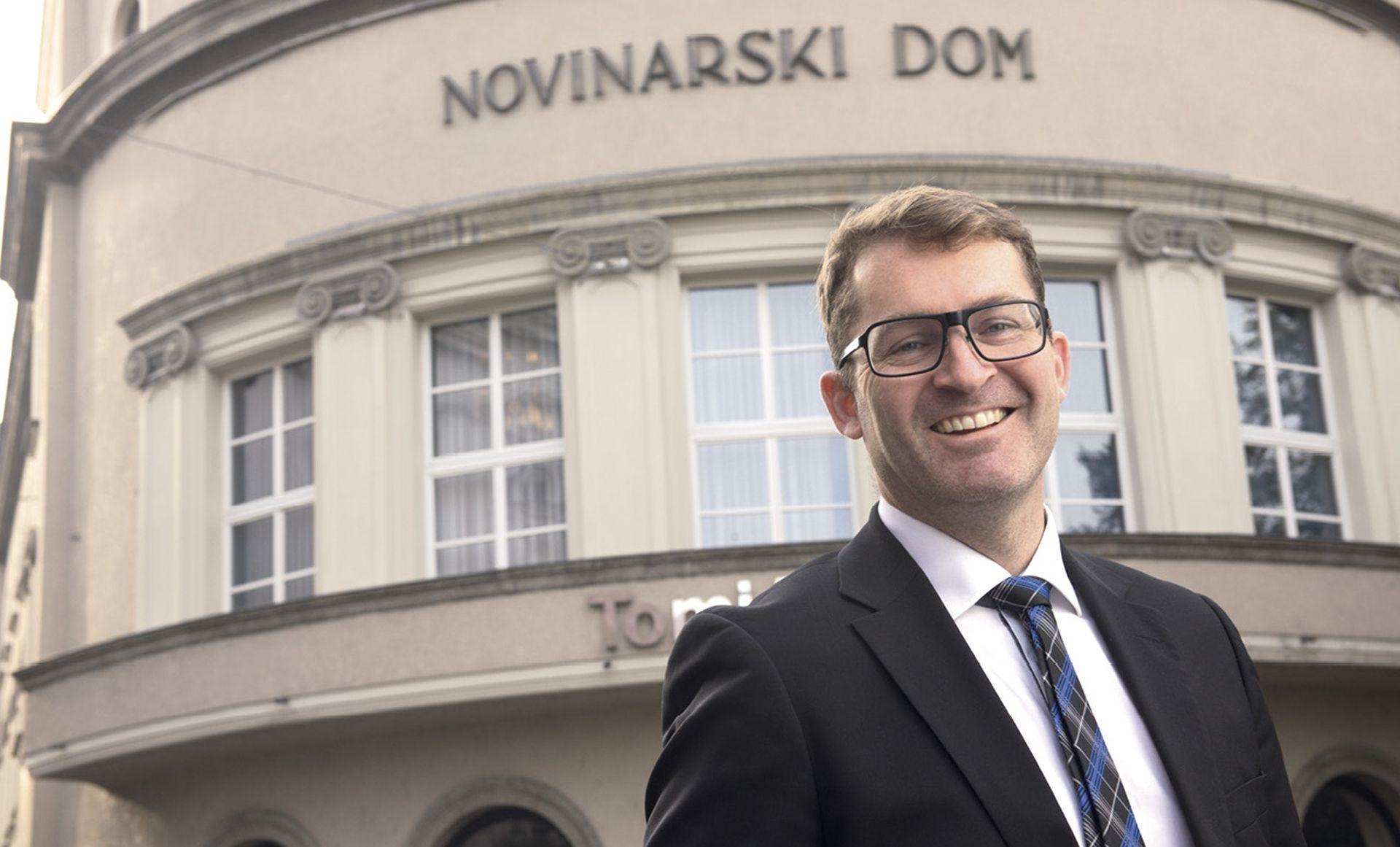 INTERVIEW: EIVIND LID 'Centri moći u Hrvatskoj žele manipulirati medijima'