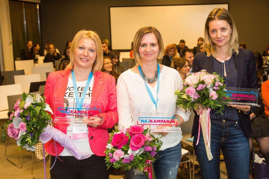 Predstavnici tvrtki su preuzeli nagradu