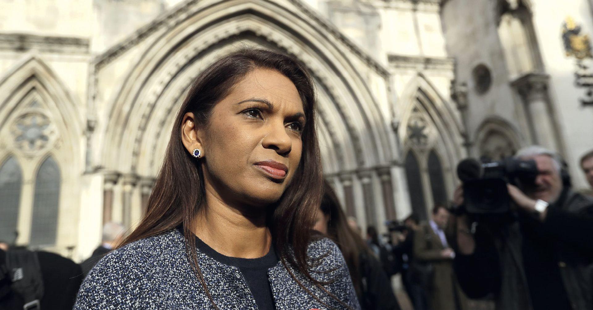 Kako 'crna udovica' iz londonskog Cityja na sudu pobjeđuje britansku premijerku
