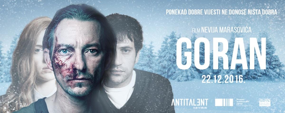 FOTO: HRVATSKI FARGO 'Goran' se prikazuje u kino dvoranama