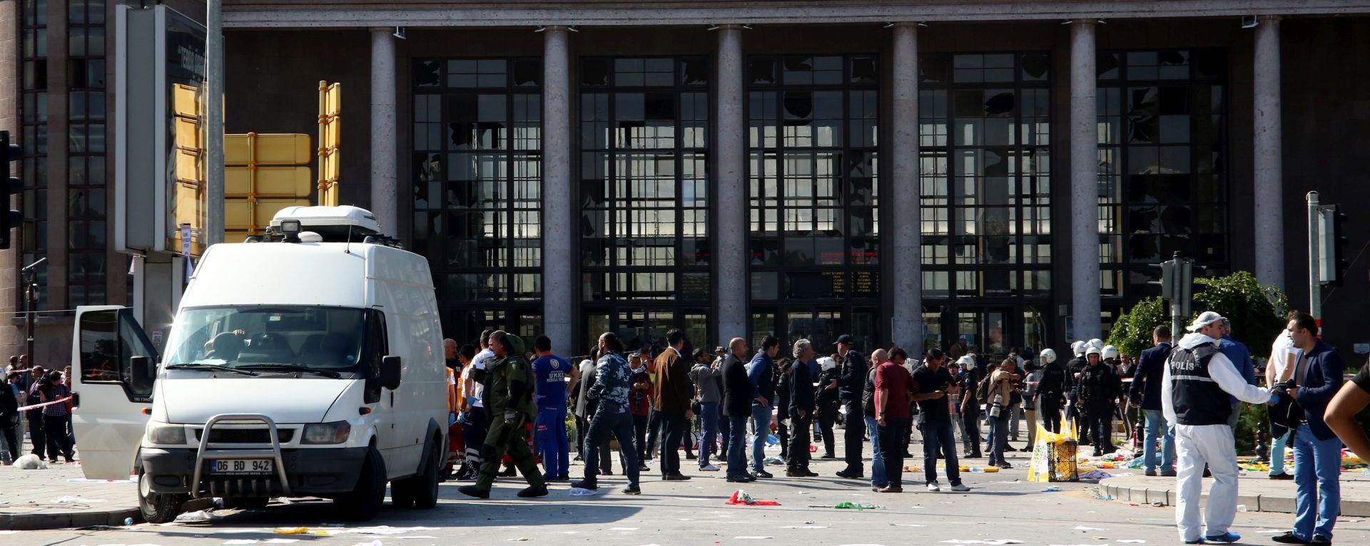 Prosvjedi u SAD-u: Ankara poziva svoje državljane na oprez
