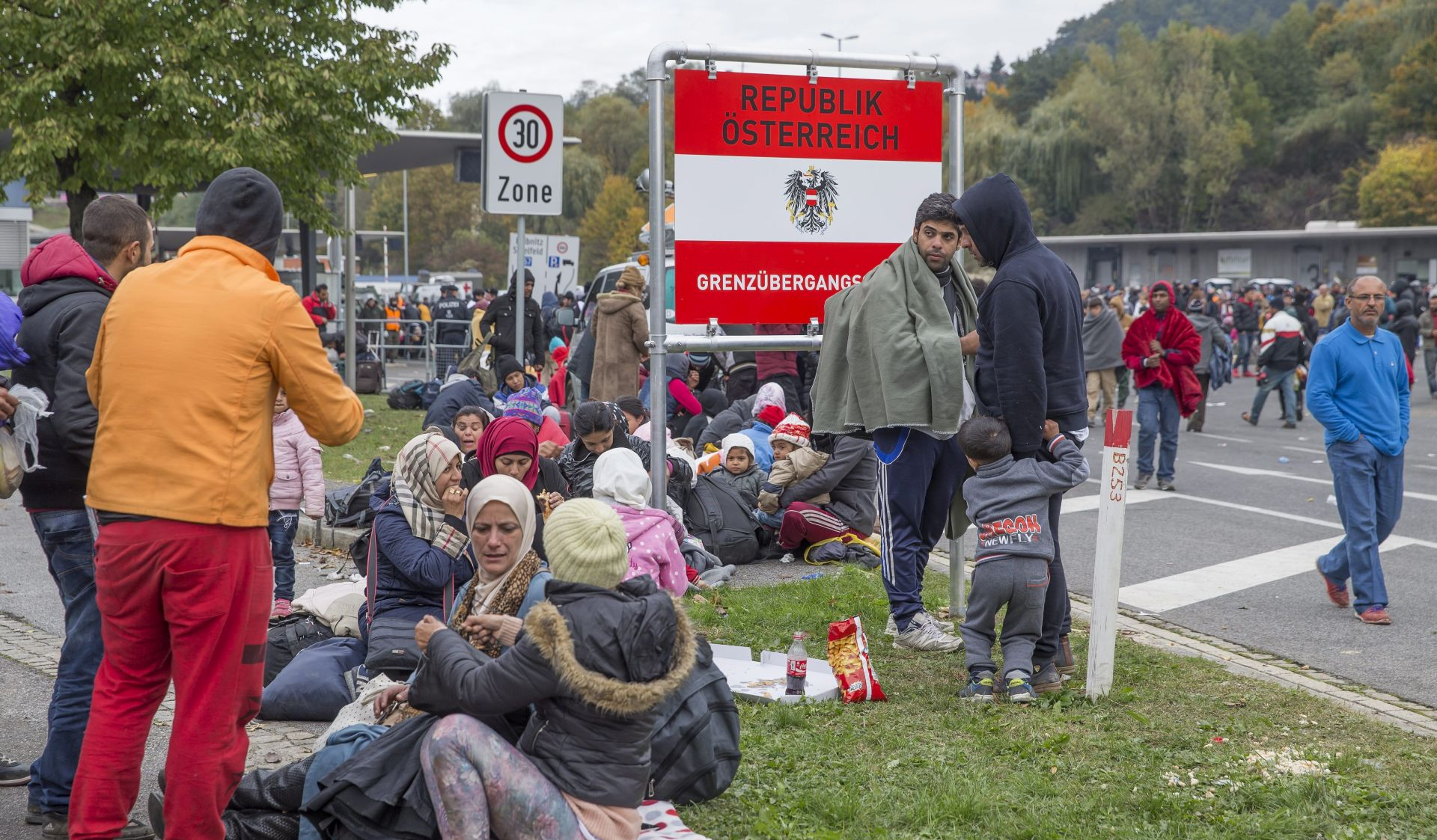 Austrija sa susjedima razmatra kako djelovati ako propadne migrantski dogovor između Turske i EU