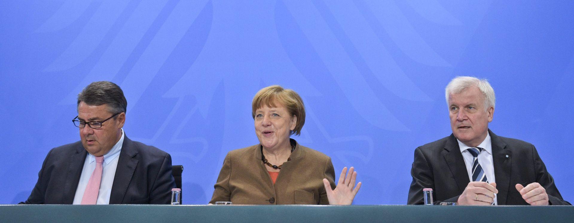 Koalicija Angele Merkel ne može se dogovoriti o idućem njemačkom predsjedniku