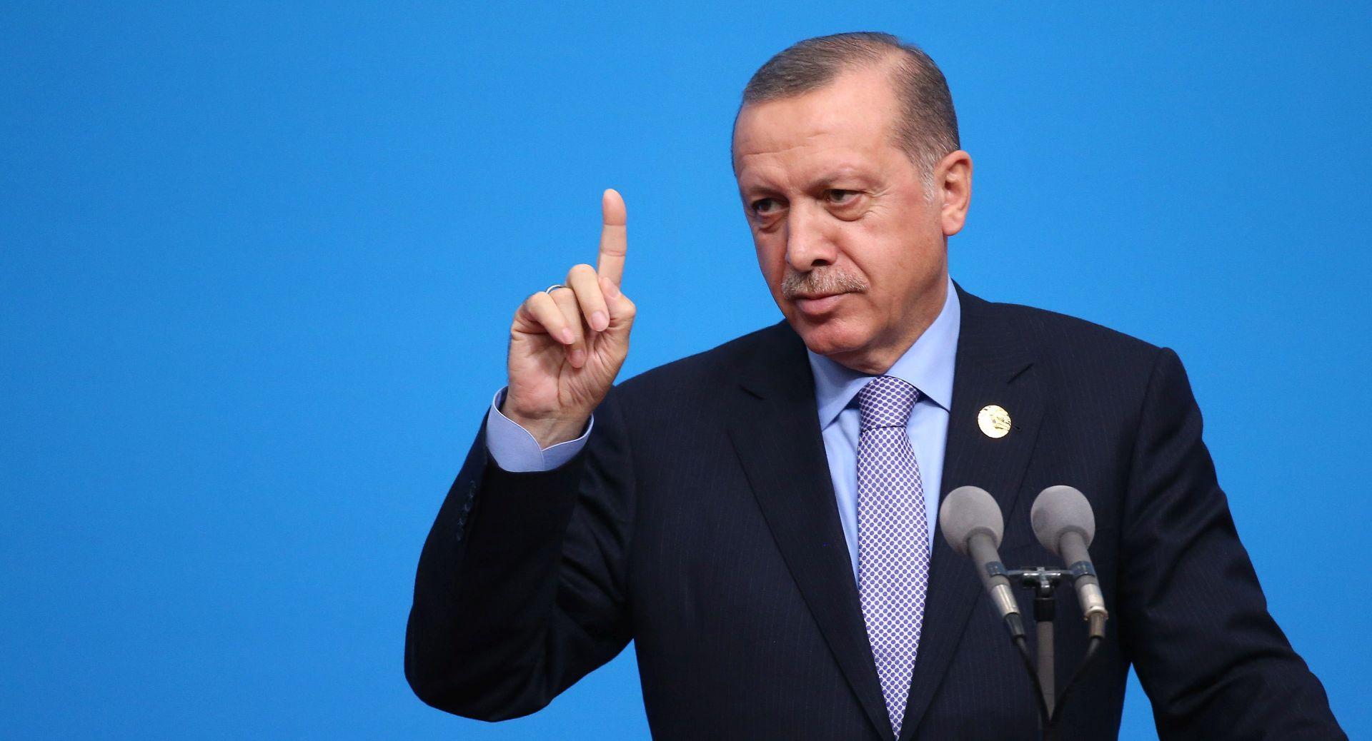 ERDOGAN Turska bi mogla produljiti izvanredno stanje