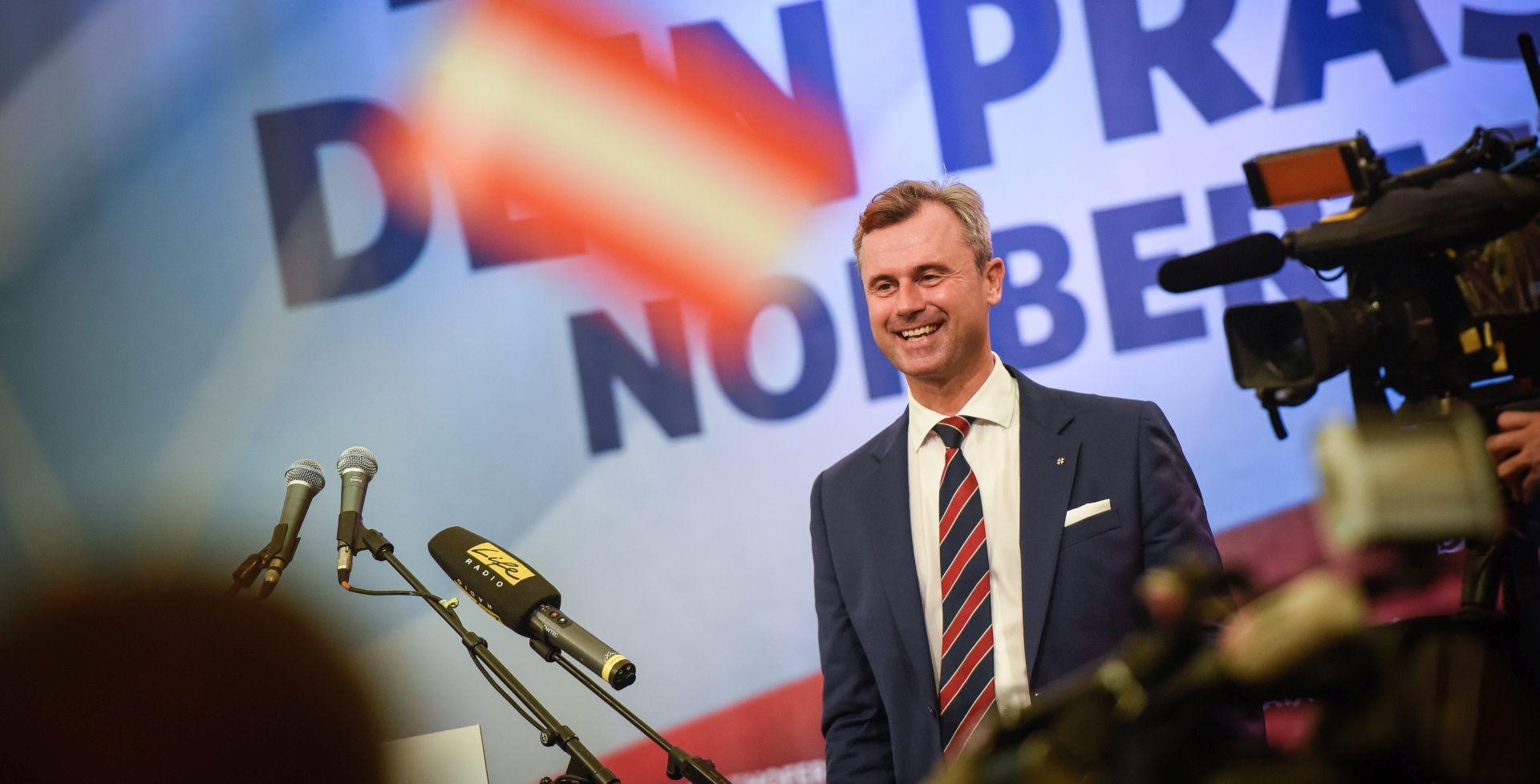 Dio austrijskih konzervativaca poziva na glasanje protiv Hofera
