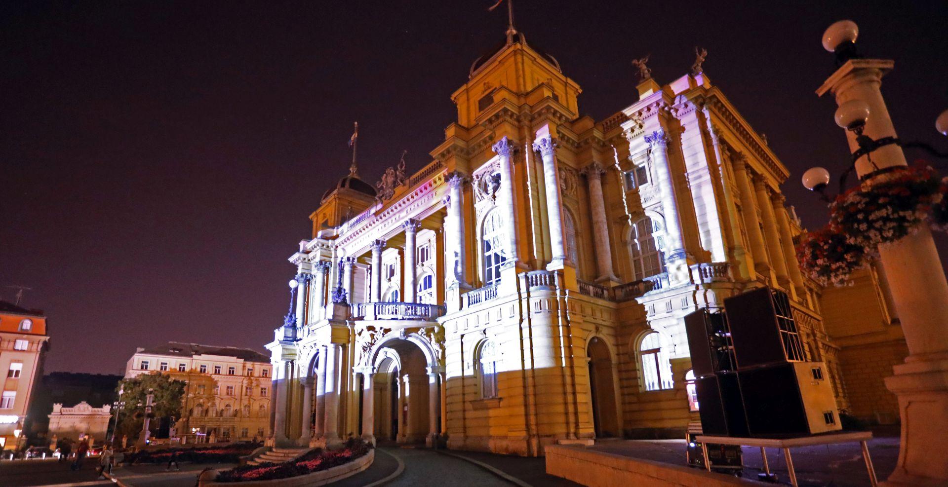 Balet zagrebačkog HNK u slavnom Aleksandrinskom teatru