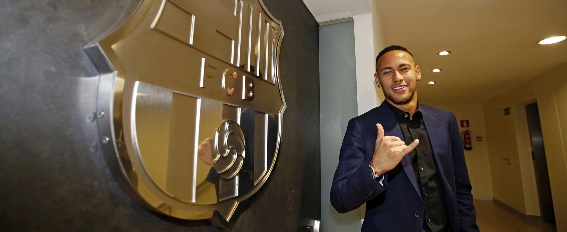 ODBIJENA ŽALBA Neymar i Barcelona na sudu zbog korupcije